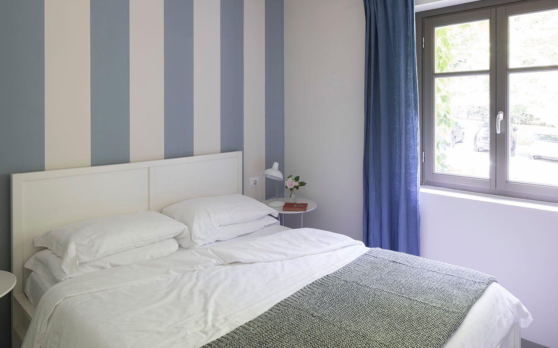 Wohnung mit Garten <span>Acqua Chiara Ortasee</span>