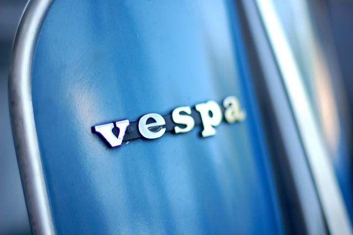 HAPPY BIRTHDAY VESPA!