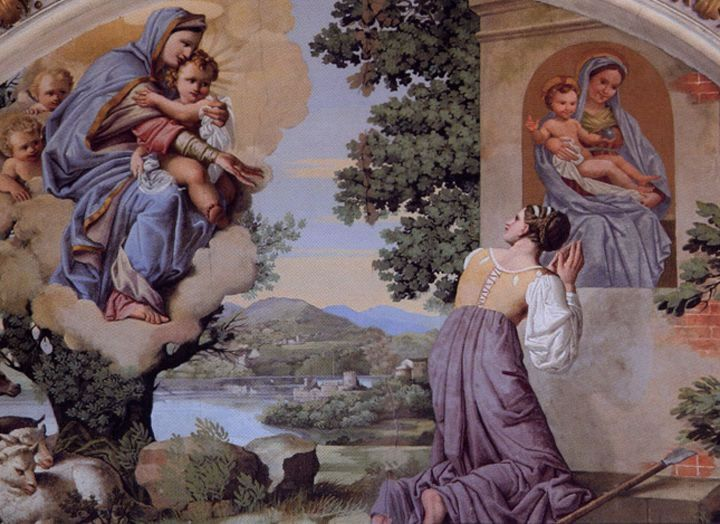 The miracle of Our Lady of Bocciola