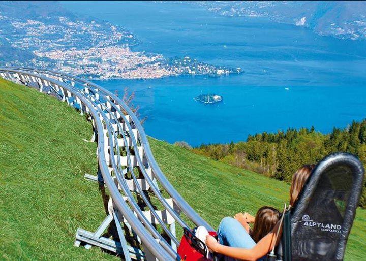 Mottarone, montagna fra Lago d'Orta e lago Maggiore - La ...