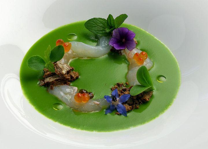 Très Antonino Cannavacciuolo cucina sul Lago d'Orta - La Darbia LC95