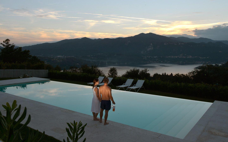 Fuga romantica per due sul Lago d\'Orta
